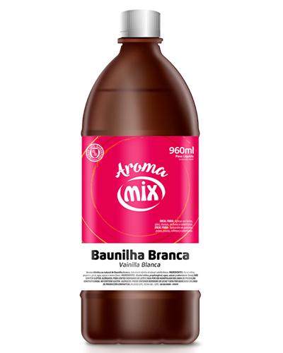 Aroma Artificial Baunilha Branca Mix 960ml