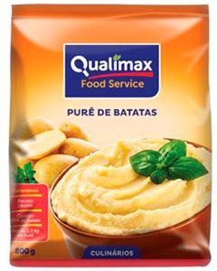 Purê Batatas Qualimax 800g