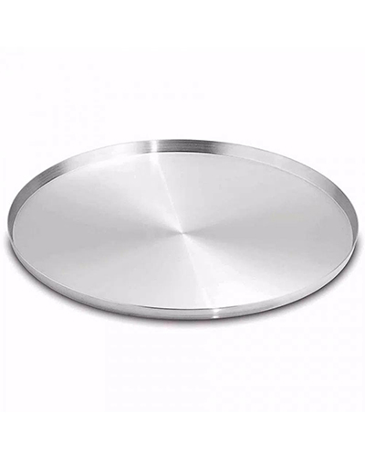 Forma Pizza Alumínio Doupan 40x1,5cm