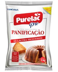 Composto Lácteo Panificação Mistura em Pó Purelac 1kg