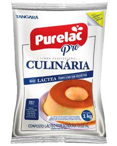 Composto Lácteo Culinário Com Gordura Vegetal Purelac 1kg
