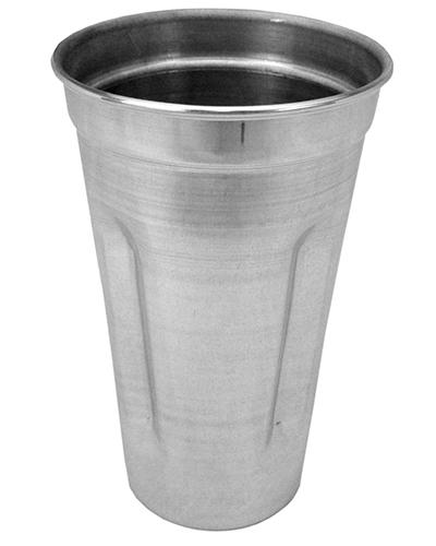 Copo Milk-Shake Alumínio Doupan 7x17x10,3cm