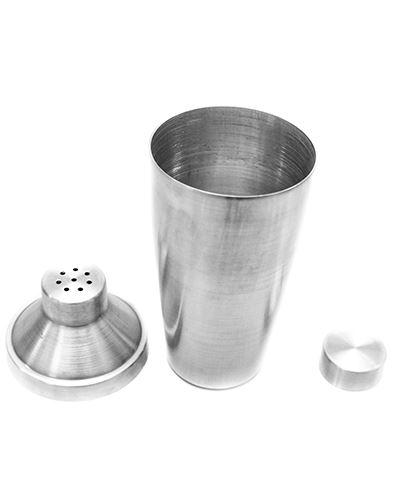 Coqueteleira Alumínio Pequena Doupan 5,2x7x13,5cm