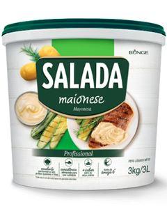 Maionese Salada Pote 3kg