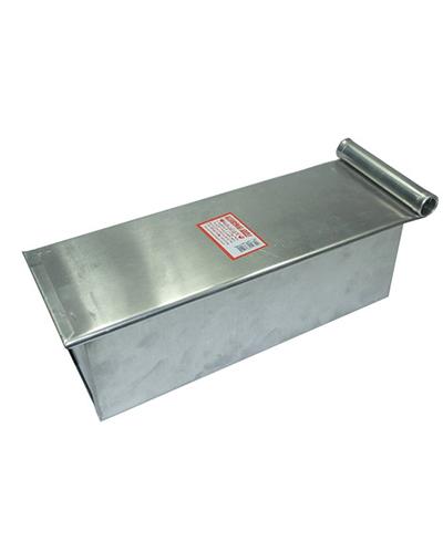Forma Pão De Caixa Alumínio 500g