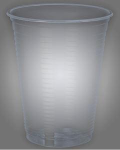 Copo Descartável Transparente PP CFT-200 Copobras 200ml 100 Unidades