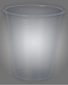 Copo Descartável Transparente PP CFT-180 Copobras 180ml 100 Unidades