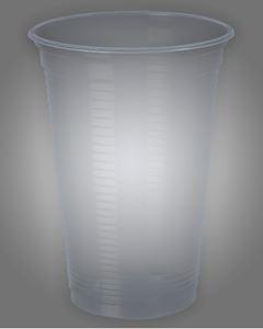 Copo Descartável Transparente PP CFT-300 Copobras 300ml 100 Unidades
