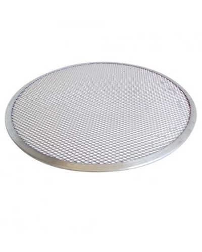Tela Redonda Pizza Alumínio Doupan 30cm
