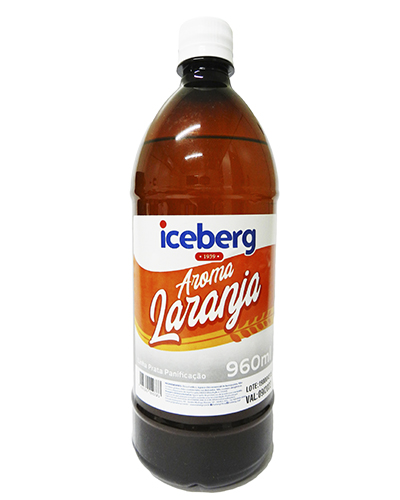 Aroma Artificial Laranja Prata Iceberg 960ml