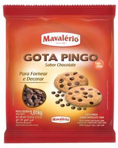 Gota Pingo Sabor Chocolate Tipo 2000 Mavalerio 1,01kg