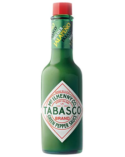 Molho De Pimenta Green Pepper Souce Tabasco 60ml