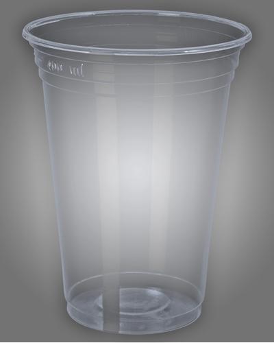 Copo Descartável Transparente PP/FF PPT-330 Copobras 300ml 50 Unidades