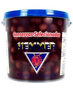 Azeitona Preta Sem Caroço Hemmer 1,8kg