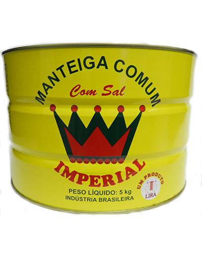 Manteiga Imperial 5kg