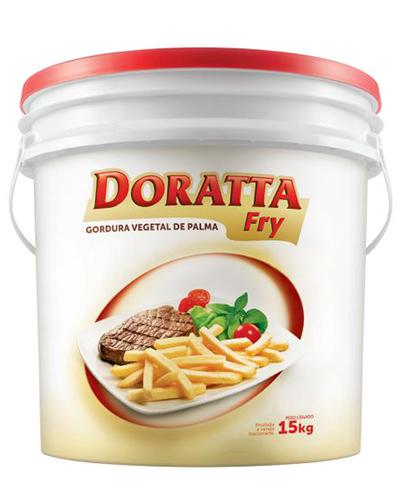 Gordura De Palma Doratta Fry Balde 15kg