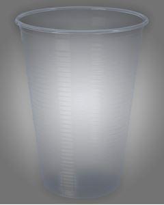 Copo Descartável Transparente PP/FF CFT-500 Copobras 500ml 50 Unidades