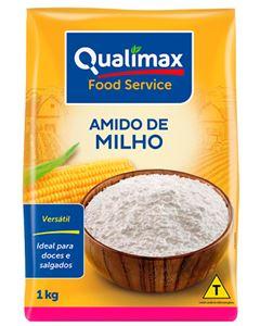Amido de Milho Qualimax 1kg