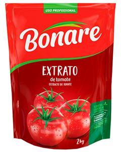 Extrato De Tomate Bonare Goiás Verde 2kg