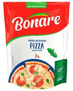 Molho De Tomate Pizza Bonare Goiás Verde 2kg