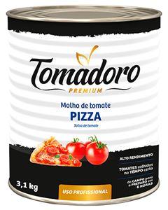 Molho De Tomate Pizza Tomadoro Goiás Verde 3,1kg