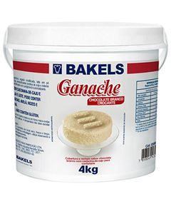 Ganache Branco Crocante Bakels Balde 4kg