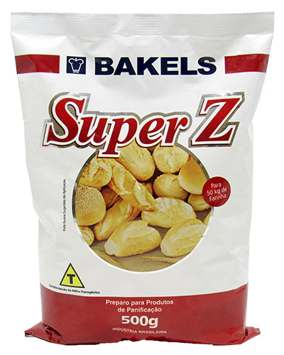 Complexo Super Z Bakels Dose 500g