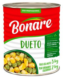 Dueto Bonare Goiás Verde 2kg