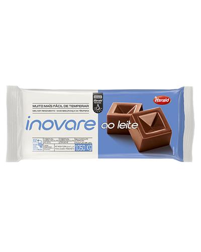 Cobertura Melken Inovare Chocolate Ao Leite Harald 1,050kg