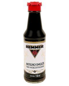 Molho Inglês Hemmer 150ml