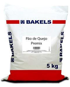 Pão De Queijo Premix Bakels Saco 5kg