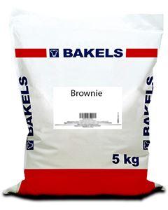 Brownie Bakels Saco 5kg