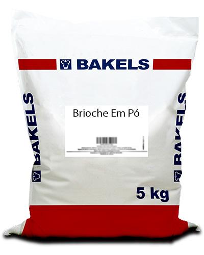 Brioche Me Pó Bakels Saco 5kg