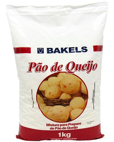 Pão Queijo Bakels 1kg