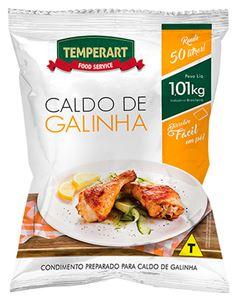Caldo De Galinha Temperart 1,01kg