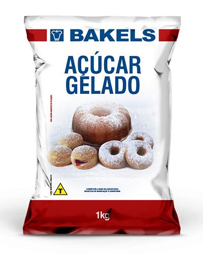Açúcar Gelado Bakels Bolsa 1kg