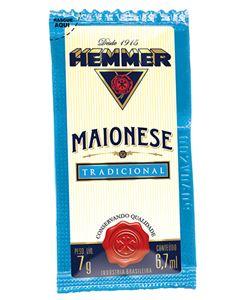 Maionese Hemmer Sache 190x7g