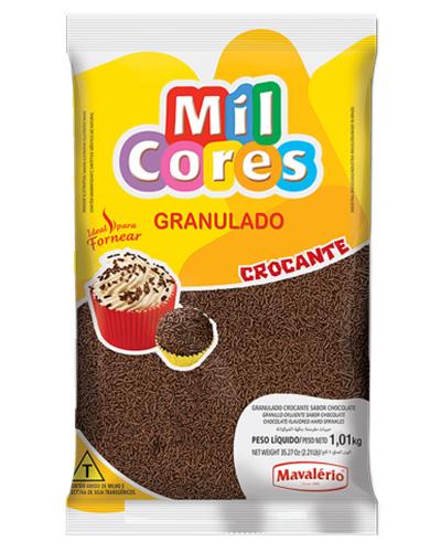 Granulado Crocante Chocolate Mavalerio 1,01kg