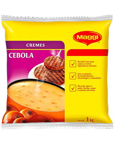 Creme de Cebola Maggi Nestle 1kg
