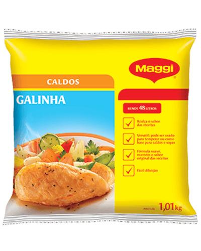 Caldo De Galinha Maggi Nestle 1,01kg