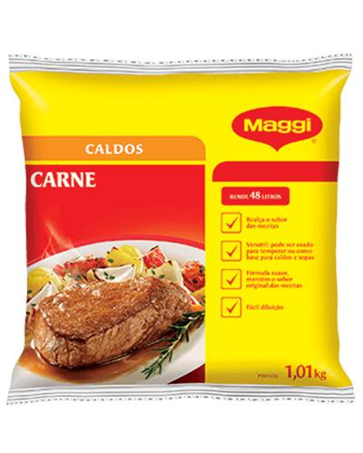 Caldo De Carne Maggi Nestle 1,01kg