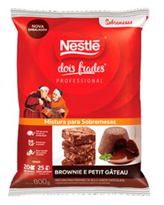 Brownie Petit Gateau Nestle 800g