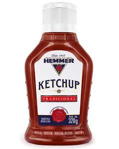 Ketchup Tradicional Hemmer 320g