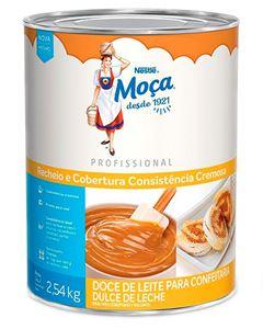 Doce de Leite Moça Nestle 2,54kg