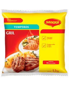 Tempero Gril Maggi Nestle 1,1kg