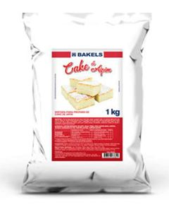 Cake De Aipim Bakels 1kg
