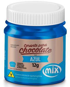 Corante Para Chocolate Azul Mix 12g
