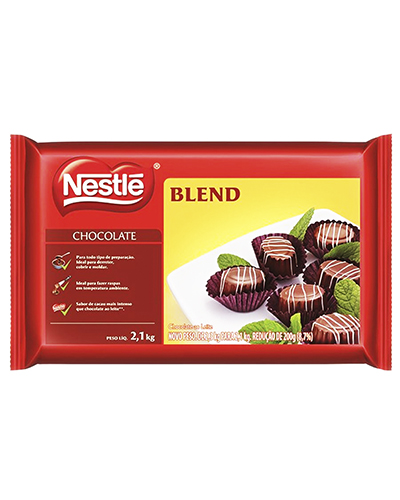 Chocolate Blend Nestle 2,1kg