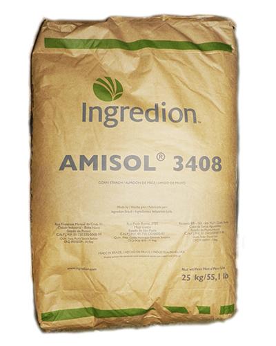 Amido De Milho Amisol 25kg