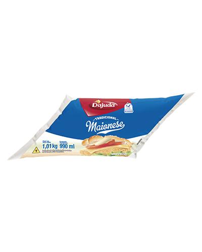 Maionese D´ajuda Trapézio 1kg